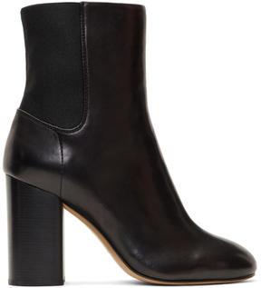 Rag & Bone Black Agnes Boots