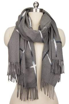 Saachi Womens Windowgray Scarf.