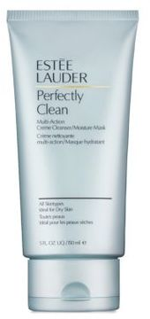 Estee Lauder Perfectly Clean Multi-Action Creme Cleanser Moisture Mask/5 oz.