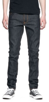 Nudie Jeans Men's Lean Dean Slouchy Slim Fit Jeans