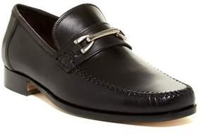 Bruno Magli Piatto Leather Bit Loafer