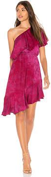 Blue Life Vacay Ruffle Dress