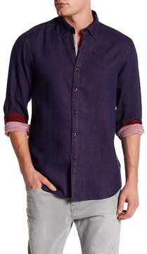 Report Collection Dobby Slim Fit Shirt