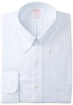 Brooks Brothers No-Iron Madison Regular Fit Dress Shirt