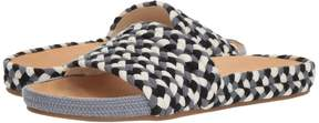 Soludos Braided Pool Slide Women's Slide Shoes