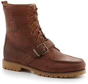 Polo Ralph Lauren Men's Ranger Leather Buckle Boots