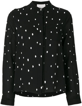 3.1 Phillip Lim dotted blouse