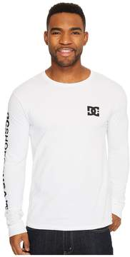 DC Award Long Sleeve Tee Men's T Shirt