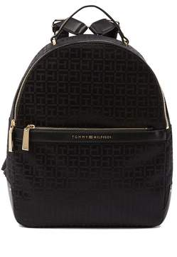 Tommy Hilfiger Abington Large Jacquard Backpack