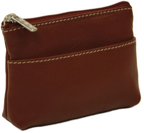 Piel Leather Key/Coin Purse 9062