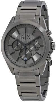 Armani Exchange Chronograph Grey Dial Men's Watch