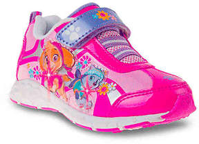 Nickelodeon Girls Paw Patrol Toddler Light-Up Sneaker