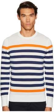 Orlebar Brown Lucas Block Stripe Sweater Men's Sweater