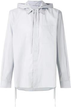 Craig Green drawstring hood shirt