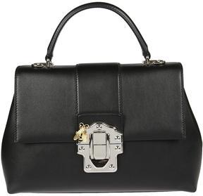 Dolce & Gabbana Lucia Classic Tote - NERO - STYLE