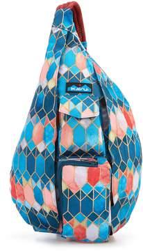 Kavu Rope Printed Polyester Sling Bag