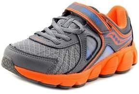 Saucony B Kotaro 3 Ac Youth Us 11 Ew Gray Running Shoe.