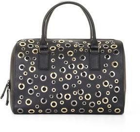 BCBGMAXAZRIA Maisie Grommet Leather Doctor Bag