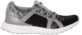 adidas by Stella McCartney Black Silver Ultraboost Low Sneakers