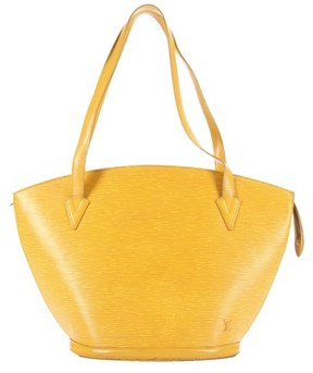 Louis Vuitton Yellow Epi Leather Saint Jacques Gm. - YELLOW - STYLE