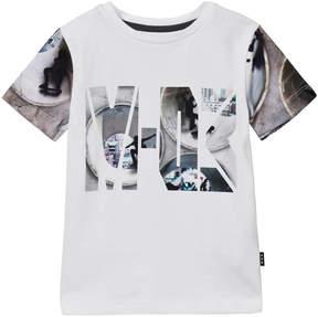 Molo White Reico Skater Tunnels T-Shirt