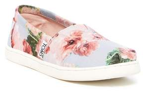 Toms Alpargata Graphic Floral Slip-On (Little Kid & Big Kid)