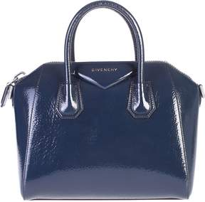 Givenchy Blue Small Antigona Bag