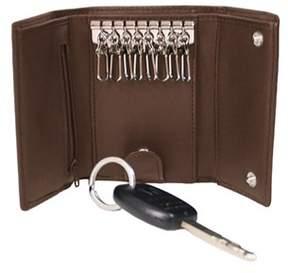 Royce Leather Unisex Key Case Wallet 612-5.
