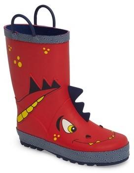 Western Chief Boy's Spike Rain Boot