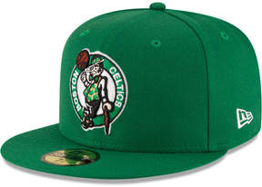 New Era Boston Celtics Solid Team 59FIFTY Cap