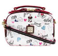 Disney Sweethearts Ambler Crossbody Bag by Dooney & Bourke