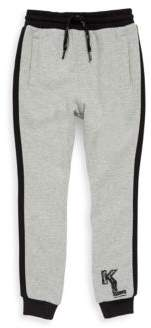 Karl Lagerfeld Toddler's, Little Boy's & Boy's Two-Tone Sweatpants