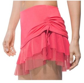 Fila Women's Illusion Tie Skort