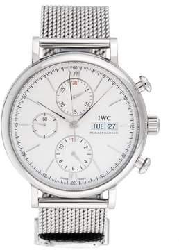 IWC Portofino IW391009 Stainless Steel Automatic 42mm Mens Watch