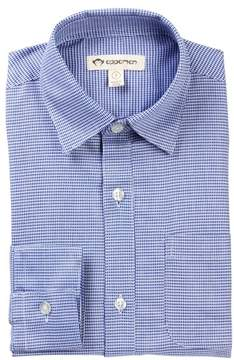 Appaman Houndstooth Dress Shirt (Toddler & Little Boys)