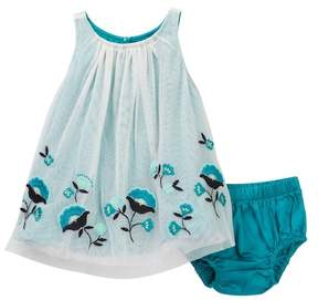 Tea Collection Connie Sue Tulle Dress (Baby & Toddler Girls)