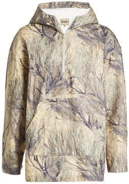 Yeezy Printed Cotton Anorak