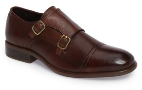 Kenneth Cole New York Men's Double Monk Strap Shoe