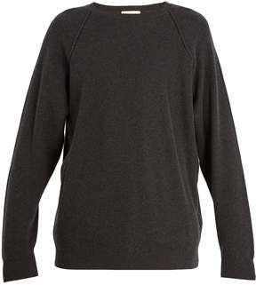 Lemaire Ribbed-knit cotton sweater