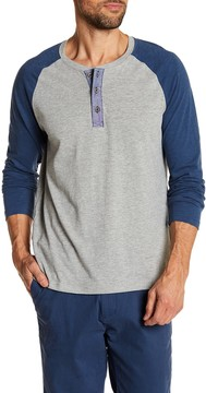 Joe Fresh Baseball Henley