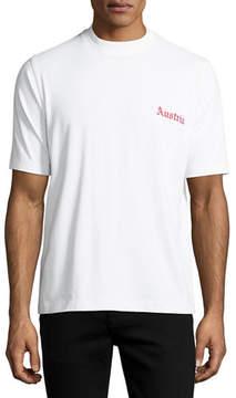 Helmut Lang Austria Graphic Tall T-Shirt