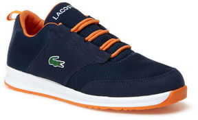 Lacoste Kids' L.ight Textile Sneakers