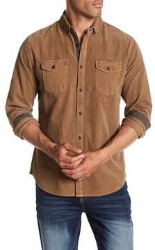 Jeremiah Jaymes Pigment Corduroy Shirt