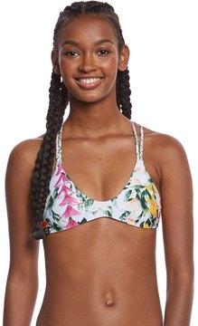 Stone Fox Swim Lei Stand Indie Bikini Top 8159685