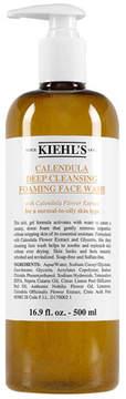 Kiehl's Calendula Deep Cleansing Foaming Face Wash, 16.9 oz