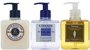 L'Occitane Luxurious Hand Wash Trio