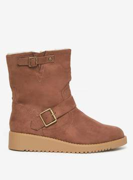 Dorothy Perkins Taupe 'Madison' Ankle Boots
