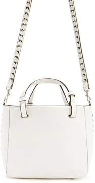 Forever 21 Studded Faux Leather Bag