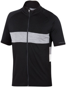Ibex Men's Spoke Full Zip Cycling Jersey