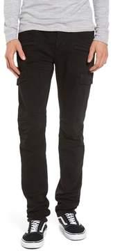 Hudson Greyson Cargo Biker Skinny Fit Jeans